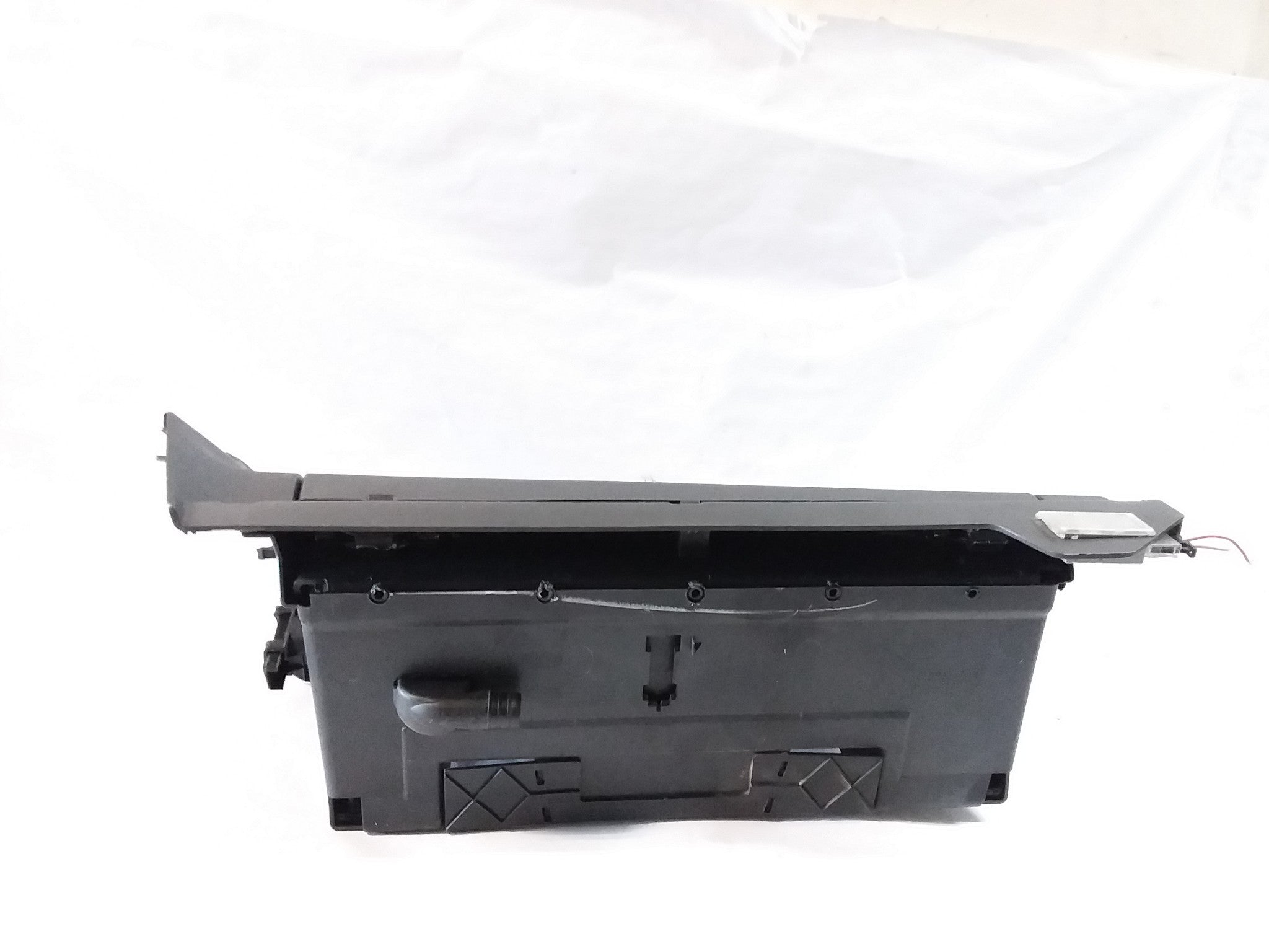 2005-2010 Volkswagen Jetta Glovebox Glove Box Compartment Black OEM