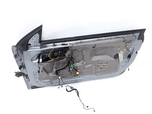 BMW E63 E64 650 645 RIGHT PASSENGR SIDE DOOR 2004-2010  SILBERGRAU METALLIC OEM