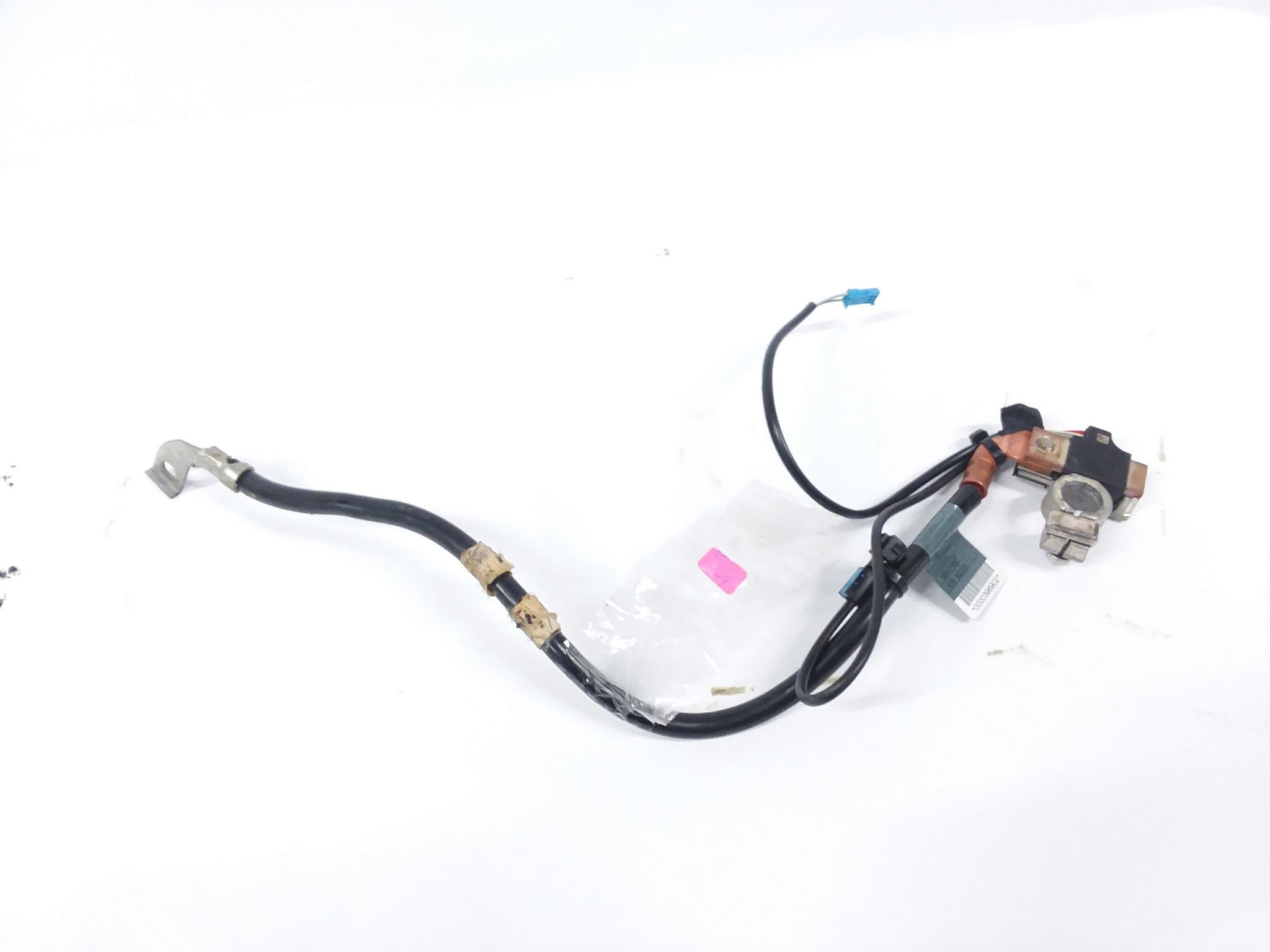 2004-2010 BMW E63 E64 6 series NEGATIVE BATTERY CABLE MINUS POLE ELECTRICAL