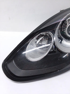 2014 2015 2016 Porsche Panamera LH (Driver) OEM Xenon HID AFS Headlight Headlamp - CR Auto Parts