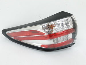 15 16 17 NISSAN MURANO DRIVER LEFT SIDE REAR TAIL LIGHT LAMP OEM - Click Receive Auto Parts