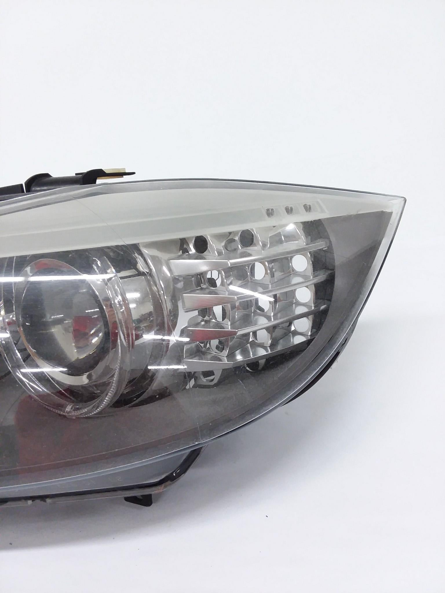 2009-2012 BMW E91 E90 Bi-Xenon Adaptive AHL LED Driver Left Headlight OEM