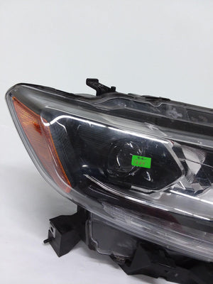 2017 2018 2019 NISSAN ROGUE RIGHT PASSENGER SIDE  LED HEADLIGHT OEM