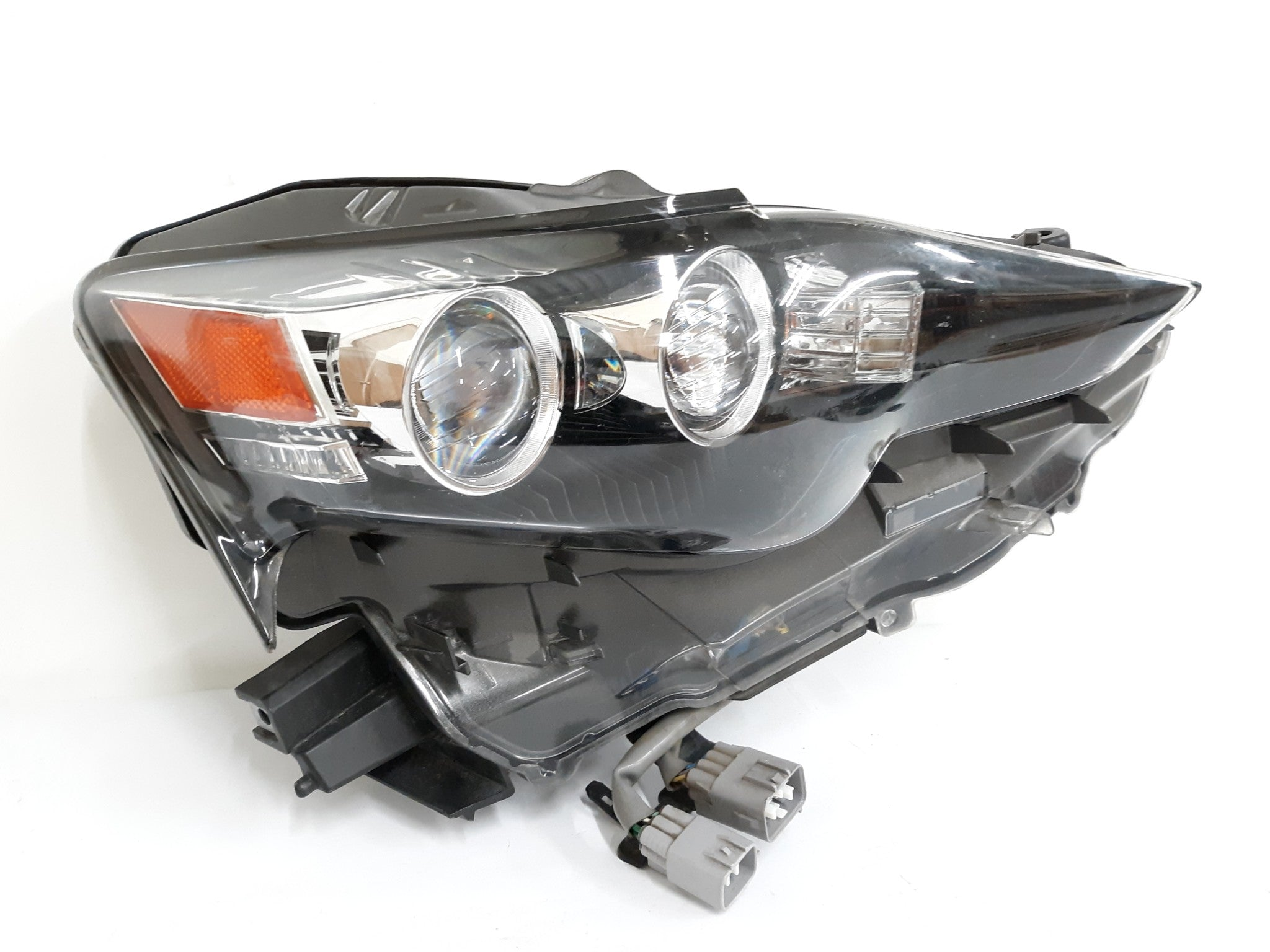 2014 - 2017 Lexus IS250 IS350 Right Headlight Passenger XENON HID LAMP OEM - Click Receive Auto Parts