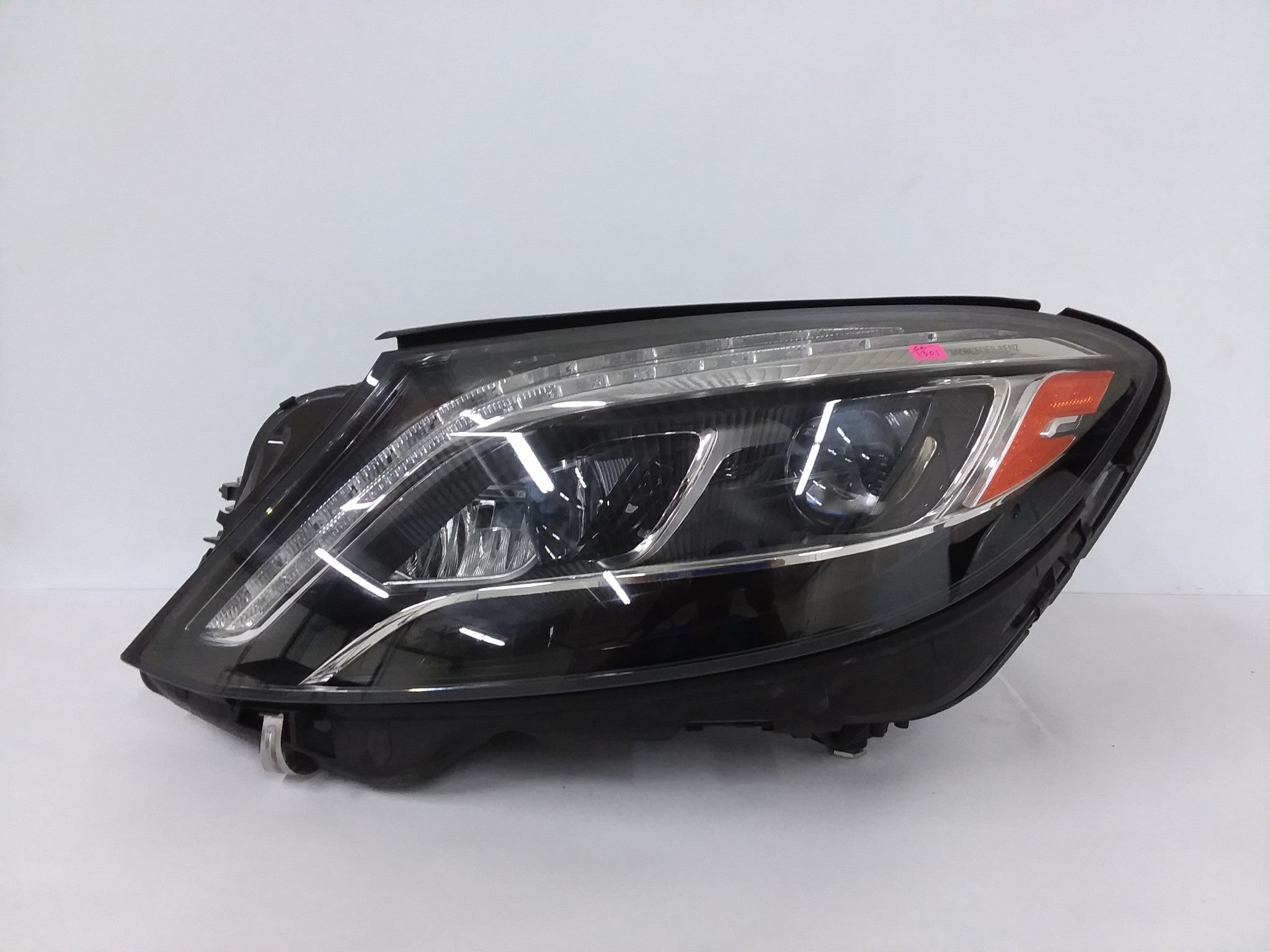 2014 -2016 Mercedes S Class S550 S63 Left Xenon Hid Led Headlight A2229062104 - CR Auto Parts