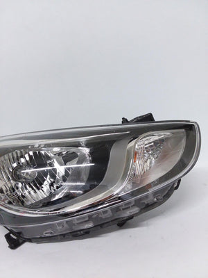 2012-2014 HYUNDAI ACCENT HEADLIGHT HALOGEN RIGHT PASSENGER SIDE 92102-1rxxx OEM - Click Receive Auto Parts