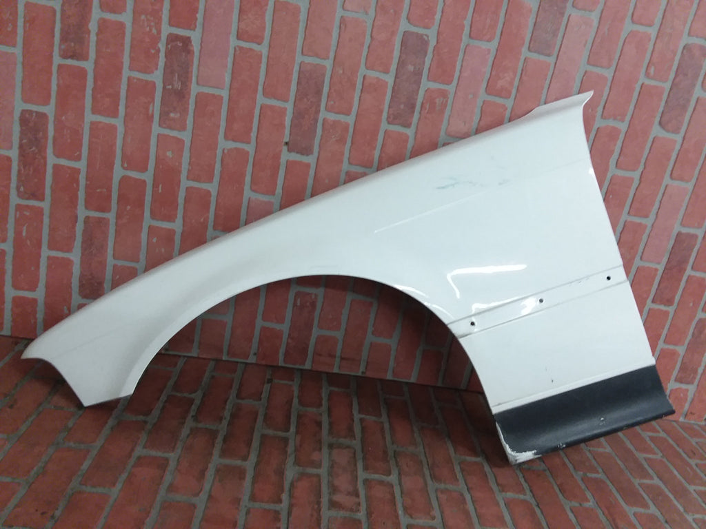 1992 - 1996 BMW 3-Series 325is 318i M3 Left Front Side LH Fender White OEM