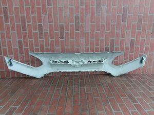 2014 - 2017 Ford Transit Connect Front Upper Bumper Cover White OEM