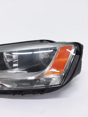 VOLKSWAGEN JETTA HEADLIGHT HALOGEN LEFT  2011 2012 2013 2014 2015 2016 OEM