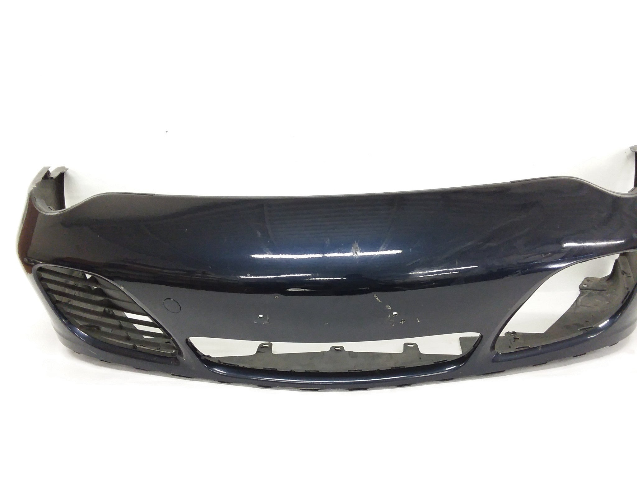 2001 2002 2003 2004 2005 Porsche 911 4S Turbo Front Bumper 99650531105 Blue OEM - Click Receive Auto Parts