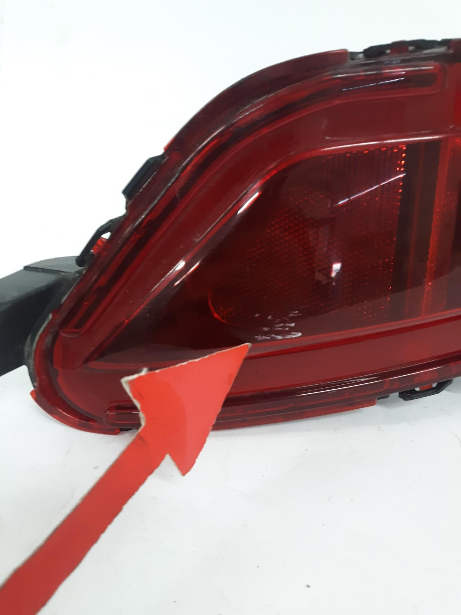 2017 2018 2019 MAZDA CX-5 LH REAR LEFT DRIVER BUMPER REFLECTOR TAIL LIGHT OEM