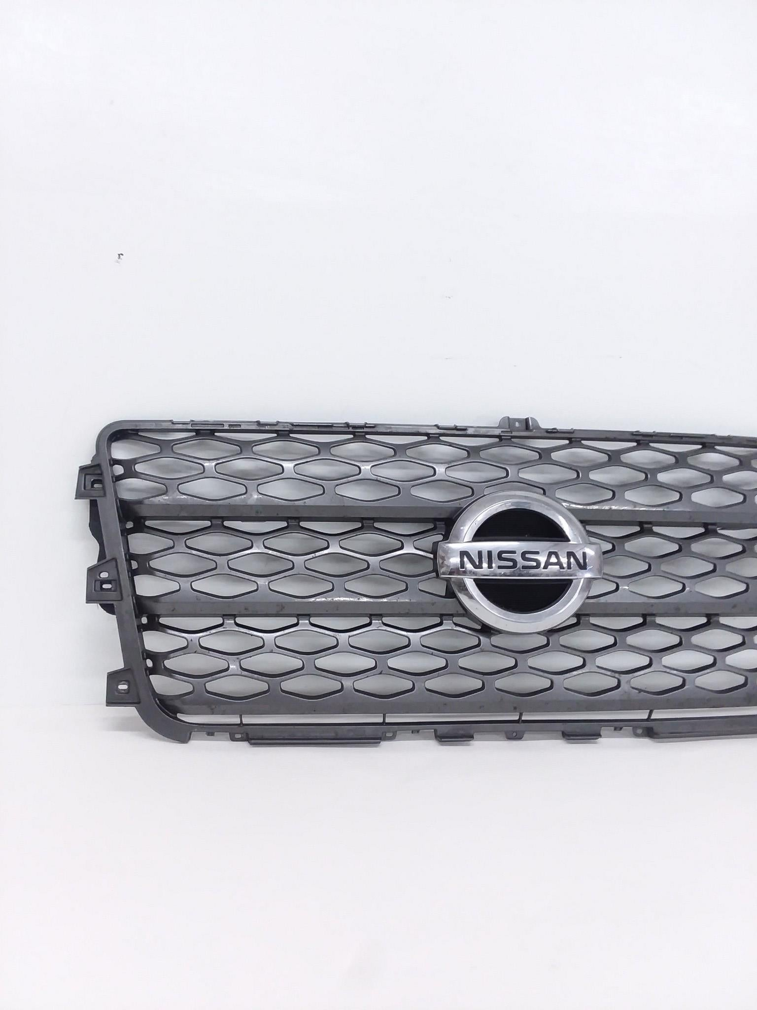 2016-2018 Nissan Titan XD Front Grille Insert Mesh Grill OEM 62324 EZ55A