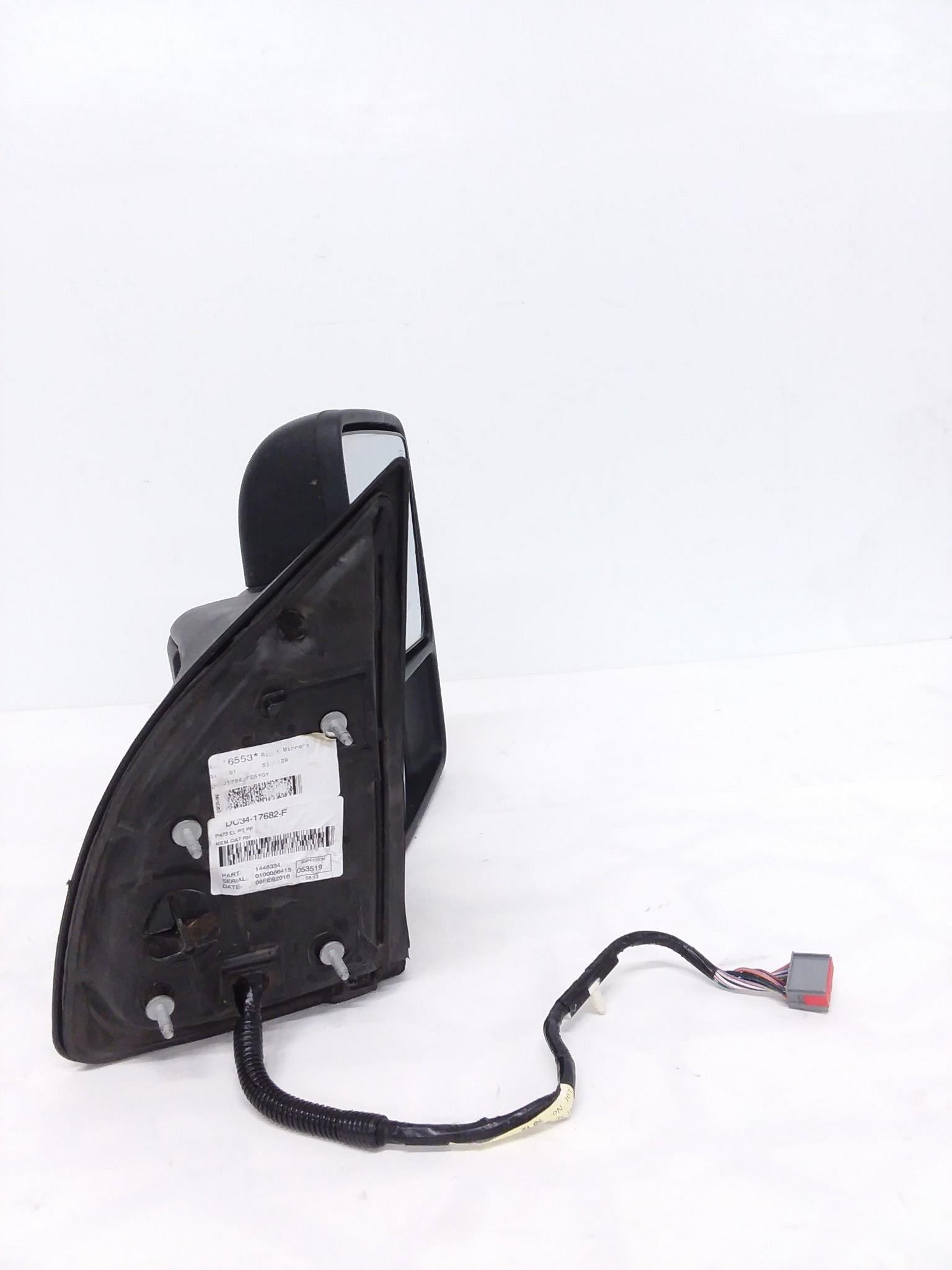08 - 16 FORD F-250 / F-350 / F-450 / F-550 TOW MIRROR RIGHT SIDE OEM 18 WIRE - Click Receive Auto Parts