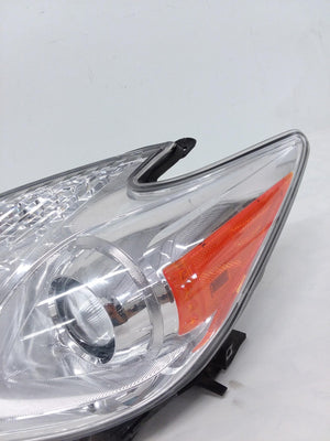 2010 - 2011 Toyota Prius Headlight Left LH Driver Halogen OEM - Click Receive Auto Parts