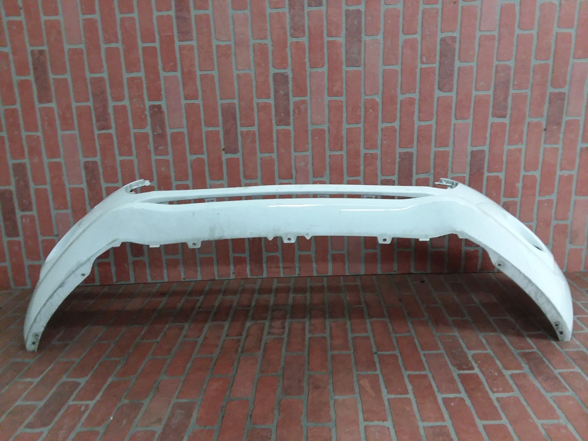 2014 2015 2016 2017 2018 Ford Transit Connect Front Lower Bumper Cover White OEM