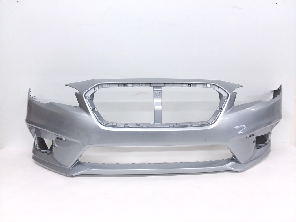 2018 2019 18 19 SUBARU LEGACY FRONT BUMPER COVER SILVER OEM  Used - Click Receive Auto Parts