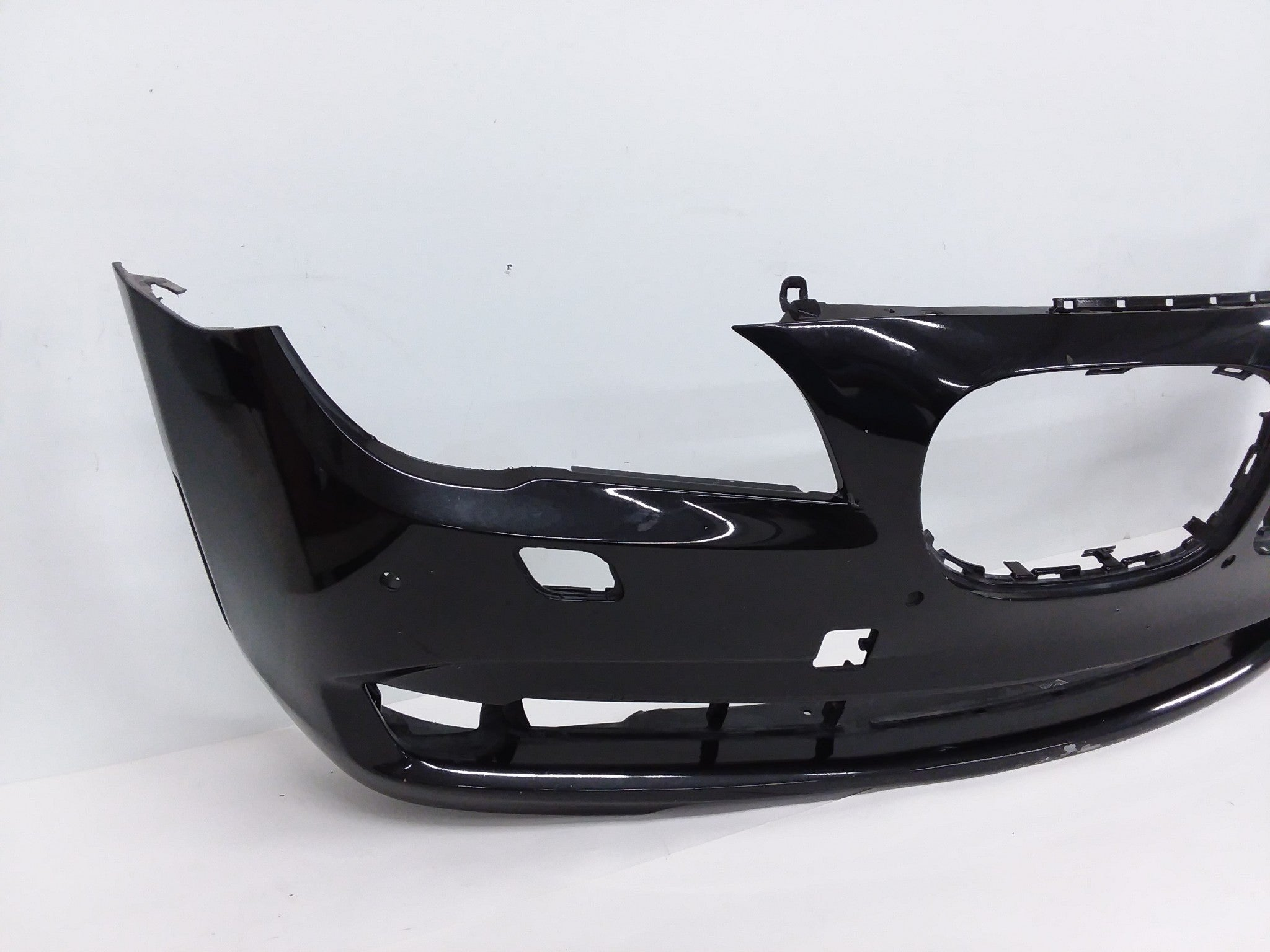 2009 2010 2011 2012 BMW 750LI F01 F02 FRONT BUMPER COVER SOPHISTO GRAY OEM - Click Receive Auto Parts