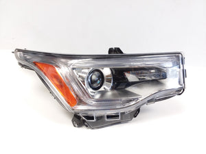2017 2018 2019 GMC ACADIA PASSENGER HEADLIGHT HALOGEN RH 84278816, 684396068 OEM - Click Receive Auto Parts