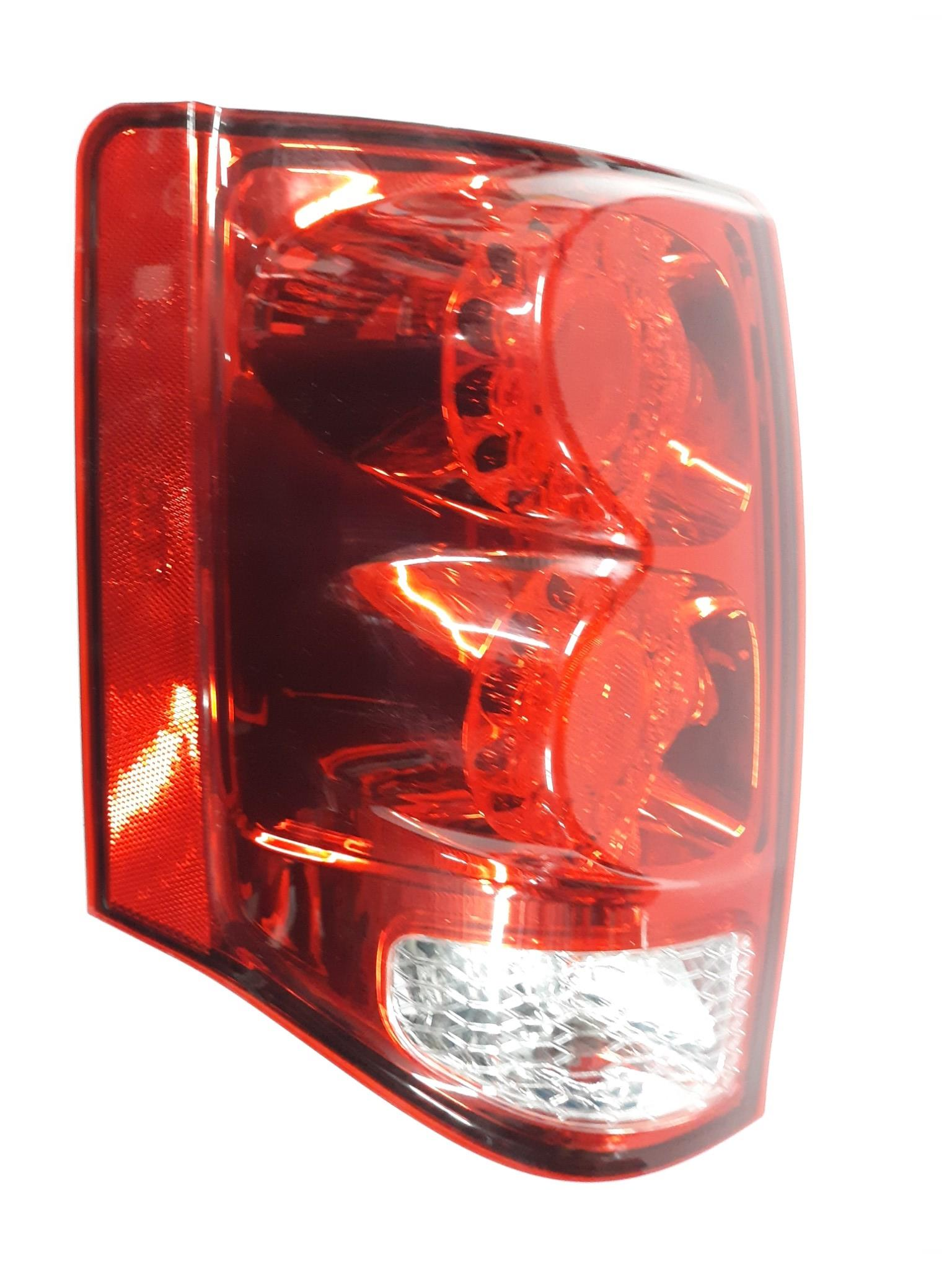 Tail Light Lamp LED Driver Side Dodge Grand Caravan  2011 2018 New Aftermarket