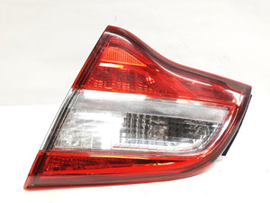 SUBARU LEGACY  SEDAN TAIL LIGHT PASSENGER RIGHT HALOGEN INNER 2015 2016 2017 OEM