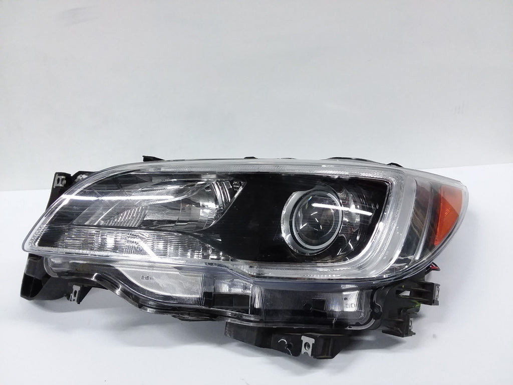 SUBARU LEGACY OUTBACK LEFT DRIVER HEADLIGHT HALOGEN 2015 2016 2017 OEM