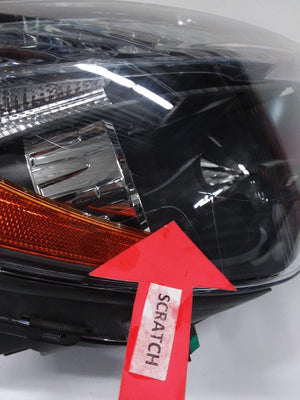 MERCEDES-BENZ CLA-CLASS RIGHT HALOGEN HEADLIGHT HEADLAMP 2014 2015 2016 OEM - Click Receive Auto Parts