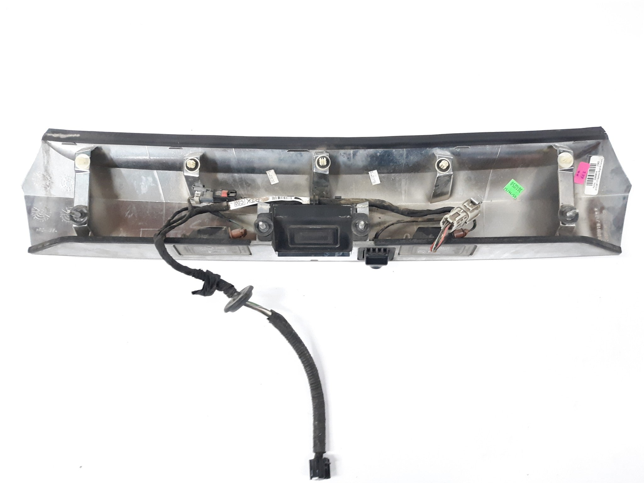 2013 CHEVROLET EQUINOX TRUNK CHROME TRIM W/CAMERA 22869814