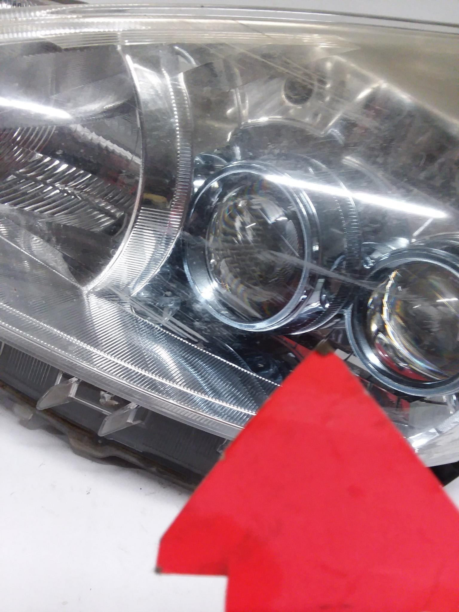 2012 2013 2014 Toyota Prius V Driver LH Left Side HID LED Headlight OEM