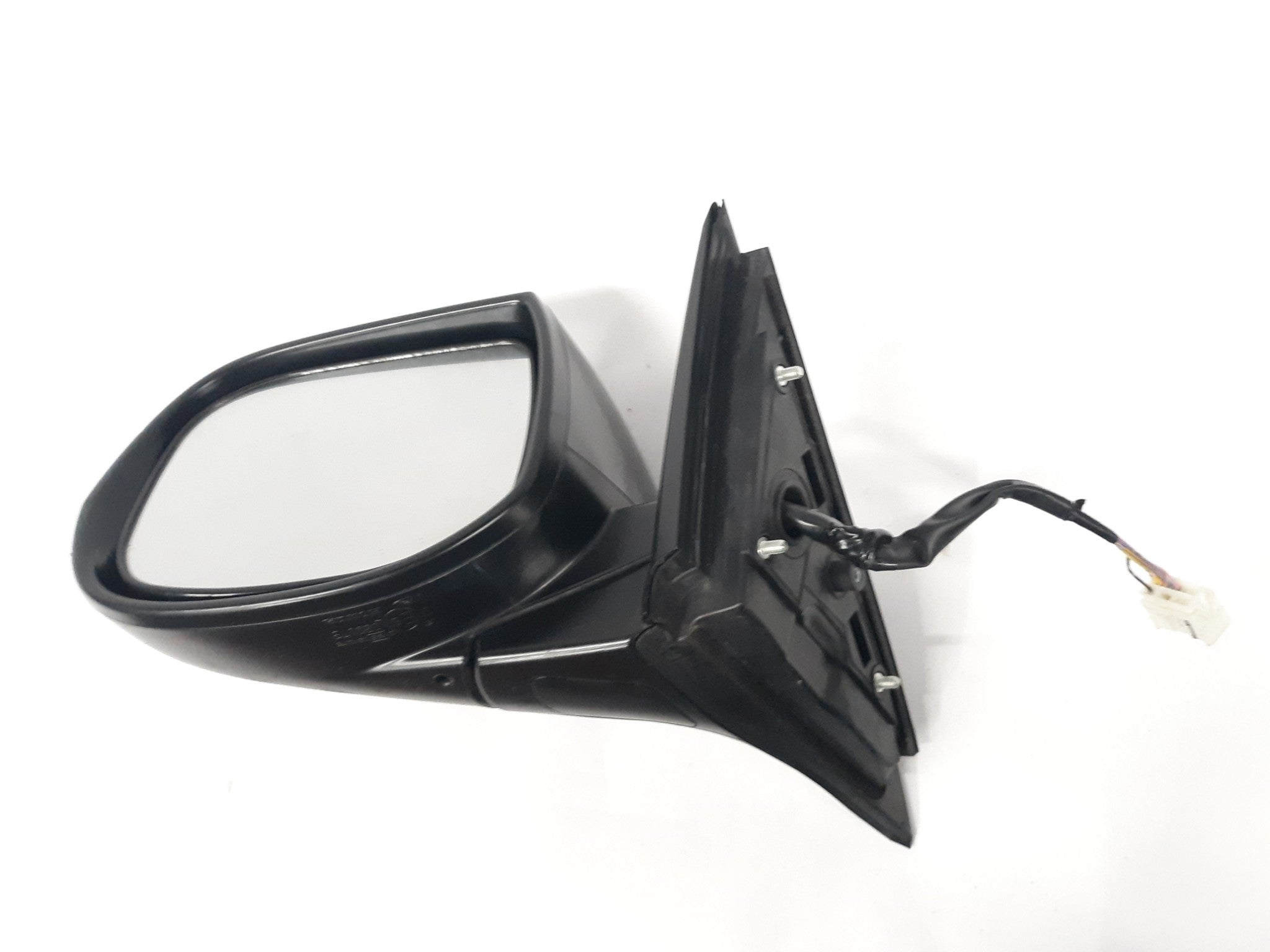 ACURA TSX LEFT DOOR MIRROR BLACK 2009 2010 2011 2012 2013 2014 OEM E6020173