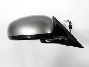 NISSAN VERSA PASSENGER RIGHT SIDE VIEW MIRROR SILVER 2012 2013 2014  OEM