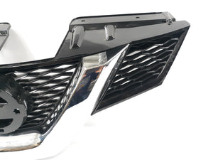 2014 2015 2016 Nissan Rogue Front Upper Grill Grille 623109TA0A OEM