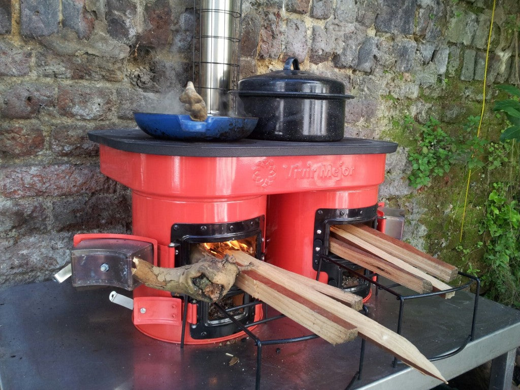 EcoZoom La Plancha - Wood, Biomass & Charcoal Fuel