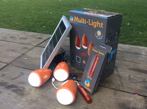 EcoZoom Solar Multilight