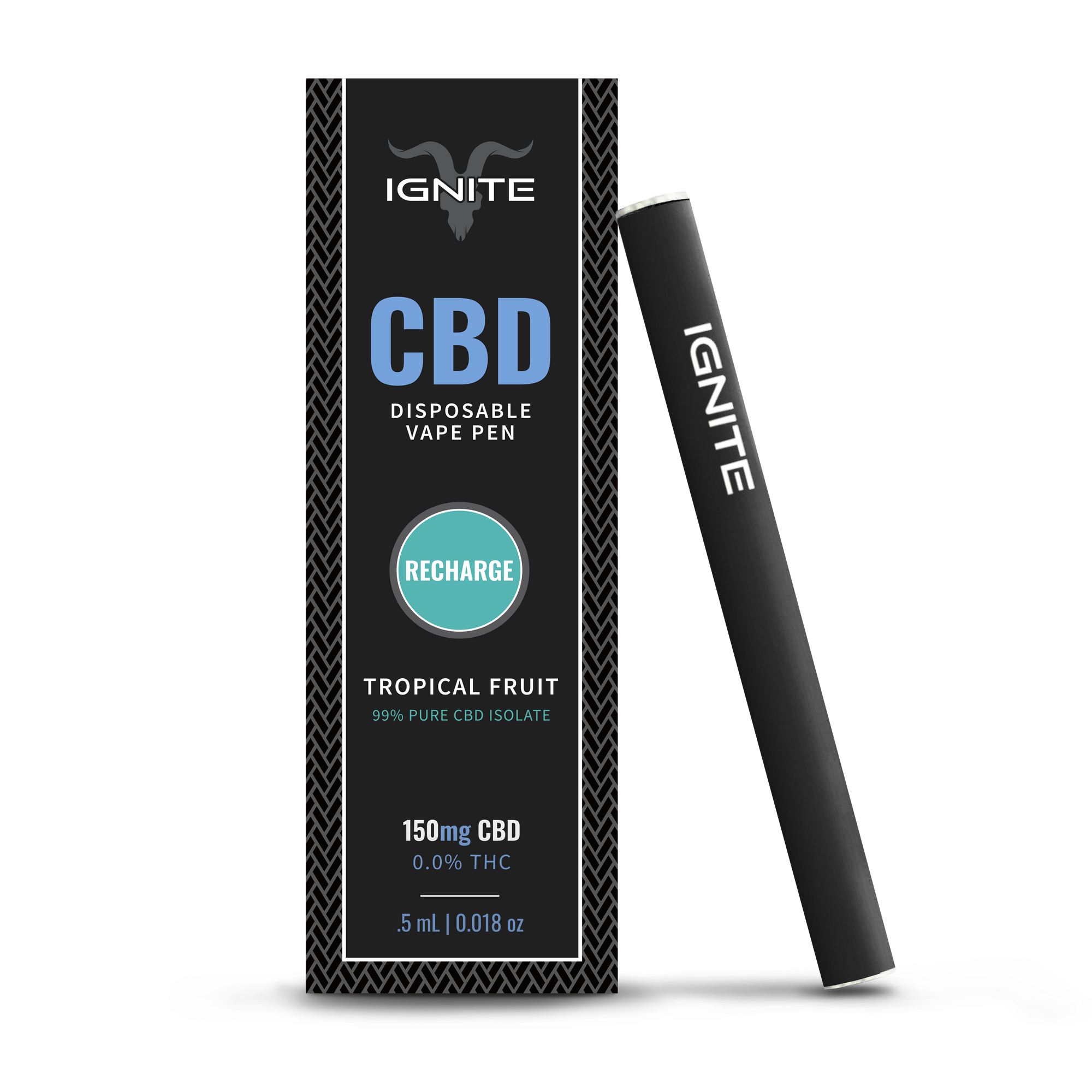 Tropical Fruit Disposable Vape Pen - Recharge