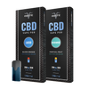 250MG CBD Pod 2-Pack - Blood Orange & Tropical Fruit