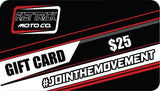 Fast Track Moto Co. Gift Card