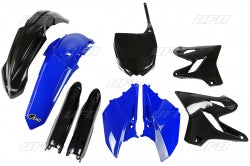 15-20 YZ125/250 16-20 YZ250X Full Plastic Kit-Various Colors Available