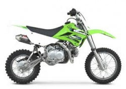 10-20 Kawasaki KLX110/110L Full Plastic Kit- Various Colors Available