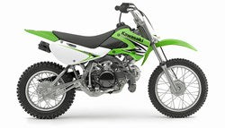 02-09 Kawasaki KLX110/110L Full Plastic Kit- Various Colors Available