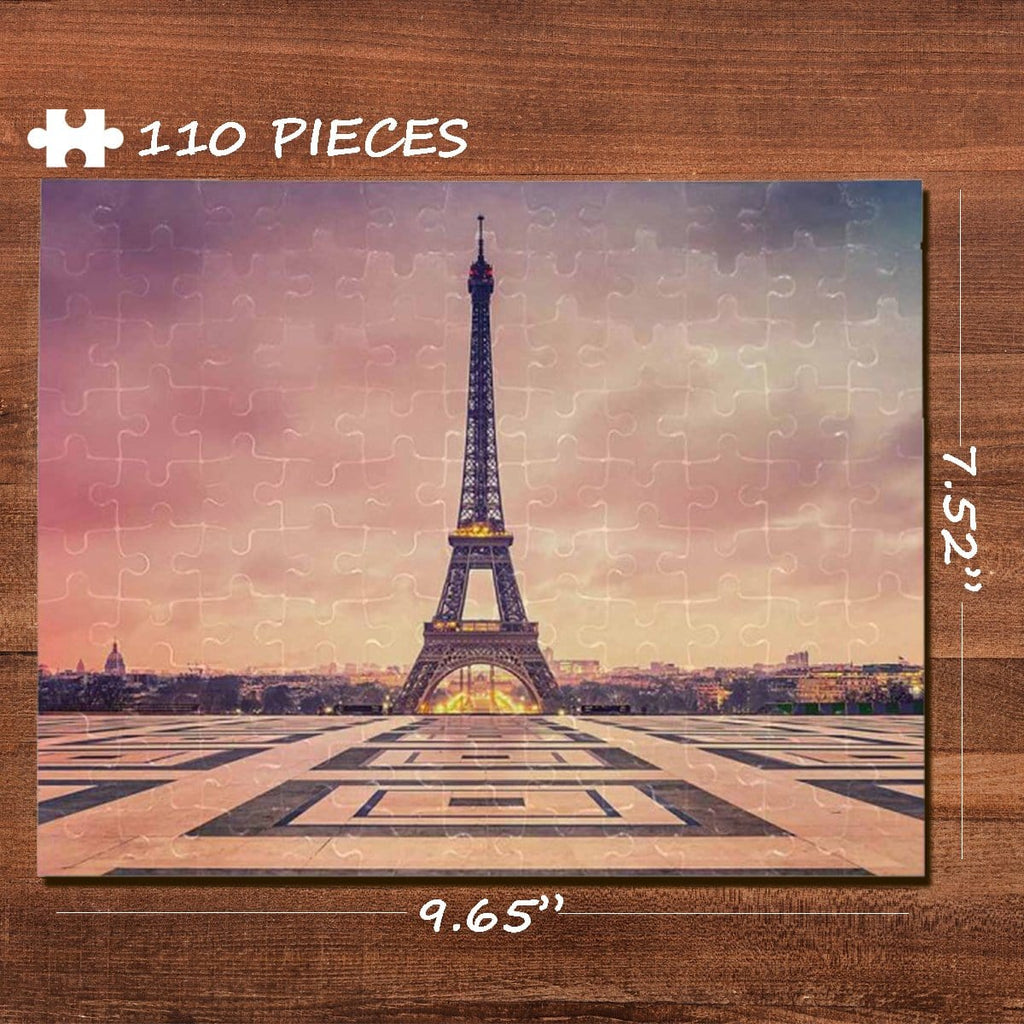 Tower Jigsaw Puzzle Best Indoor Gifts 110 Pieces