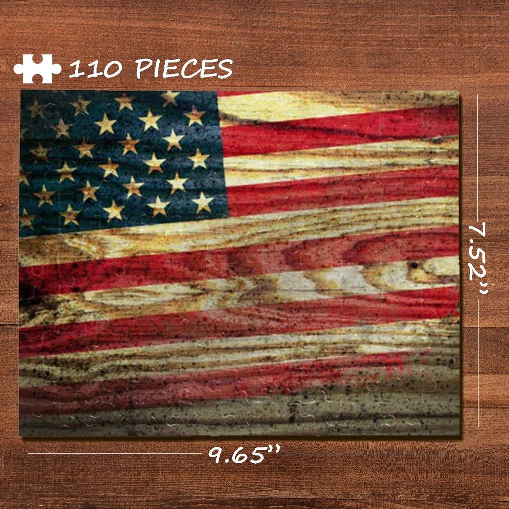 Banner Rectangle Jigsaw Puzzle Best Indoor Gifts 110 Pieces