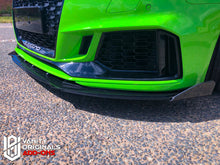 Load image into Gallery viewer, Audi RS 3 Adjustable Front Splitter