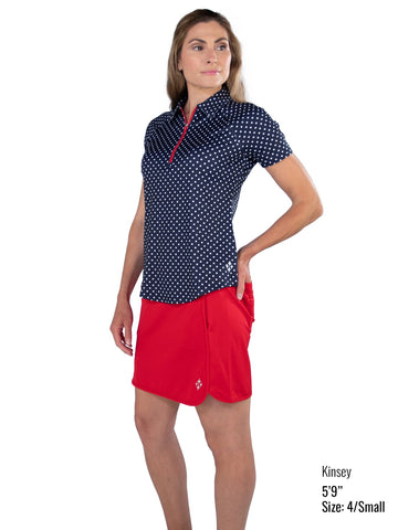 Jofit Short Sleeve RAGLAN Polo