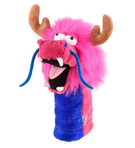 Daphne Dragon Pink Driver Headcover *NEW*