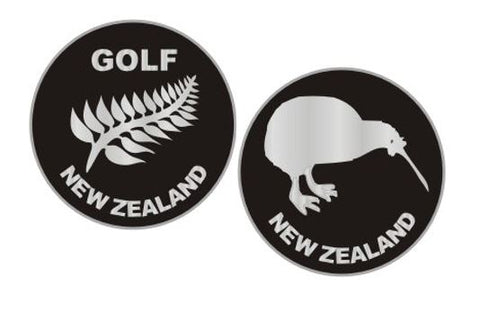 Golf New Zealand Ball Markers