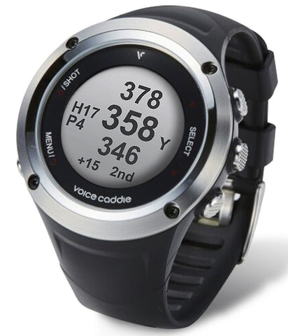 Voice Caddie Hybrid Golf GPS Watch