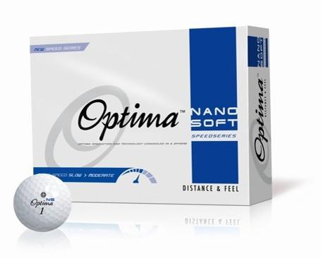 Optima Nano Soft Speed Golf Ball