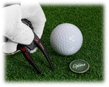 Optima Divot Tool with Ball Marker