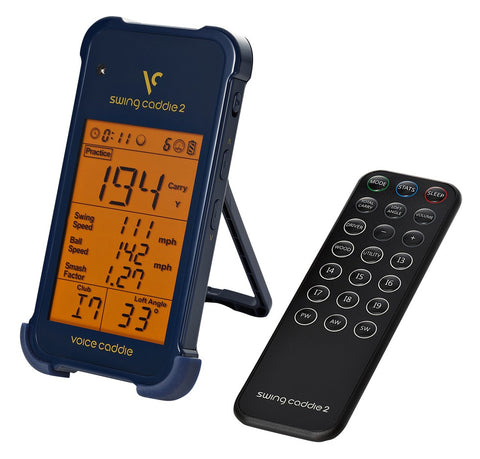 Voice Caddie Portable Launch Monitor with Voice Output