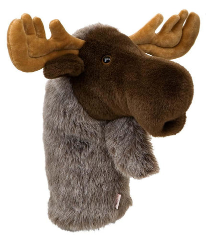 Daphne Moose Golf Headcover